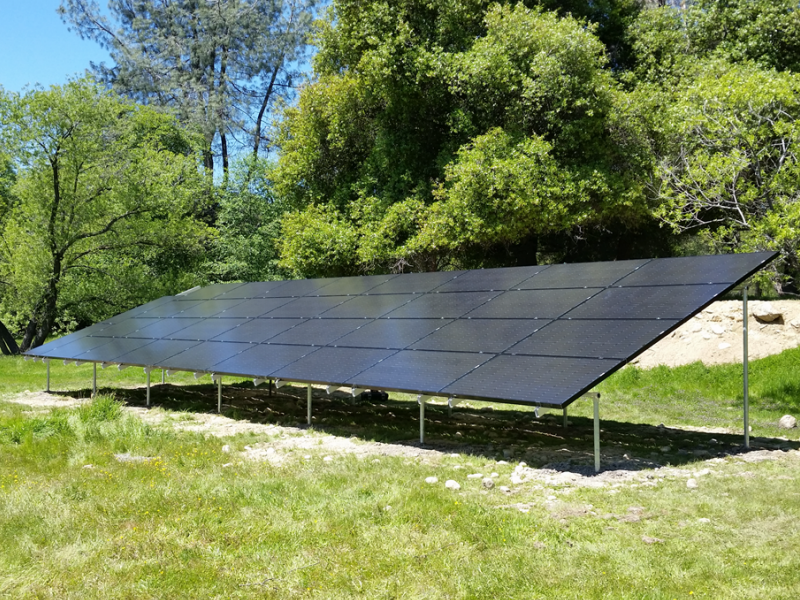 Cal Sun Construction Residential Solar Panel Install And